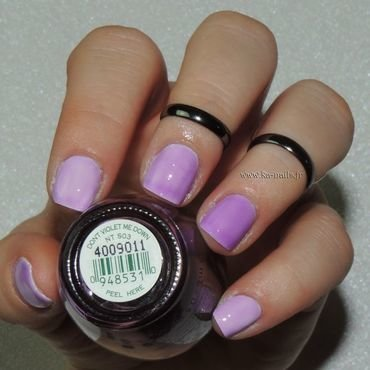 O.P.I. Don't Violet me Down NT S03 Swatch by Ka'Nails
