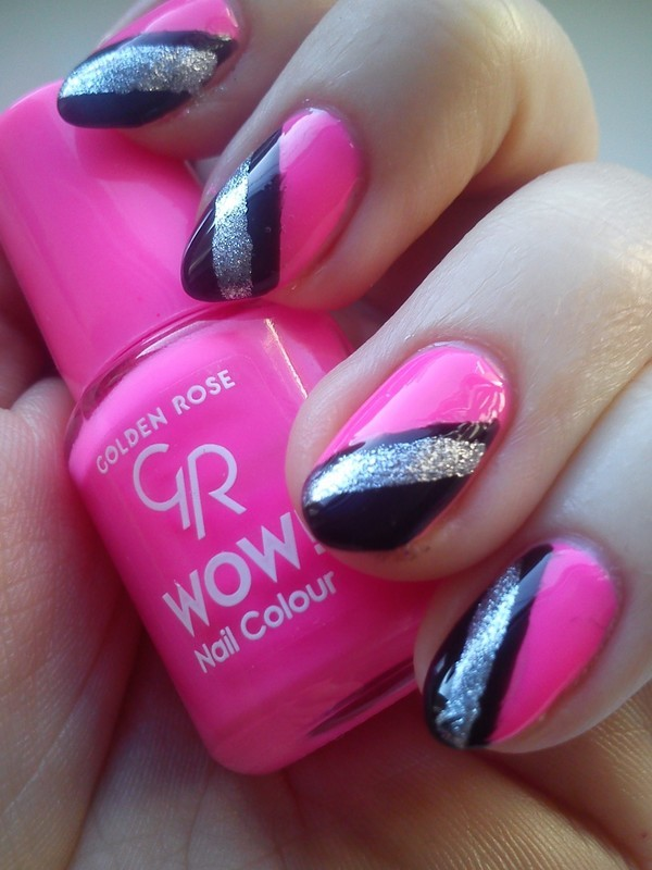 Life in plastic, it\'s fantastic nail art by StyleNailsAndYou ...