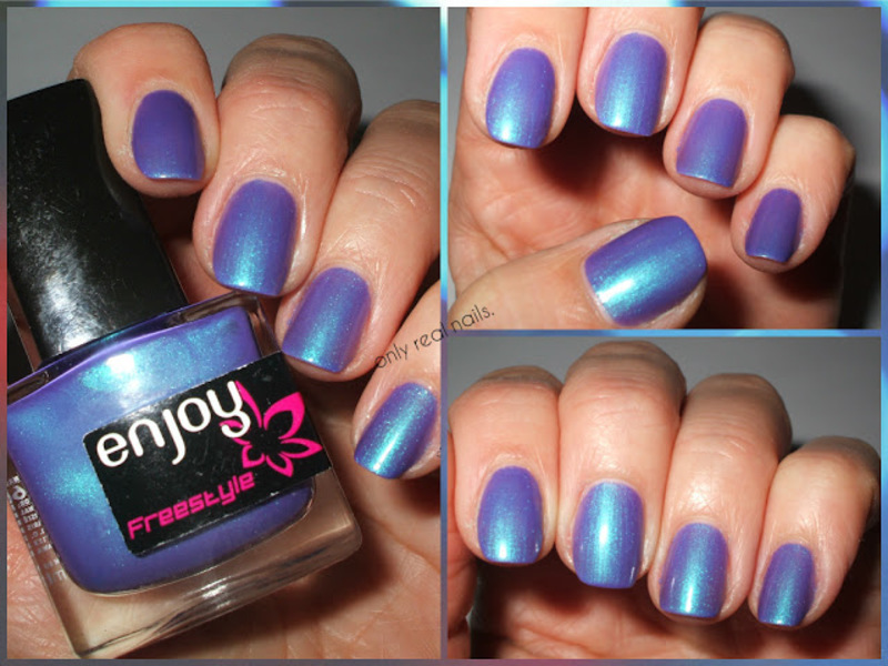 Enjoy Freestyle 26 Swatch by only real nails. - Nailpolis: Museum of ...