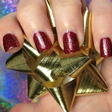 ILNP Cherry Luxe Swatch by Crystal (Seriously Lacqueing)