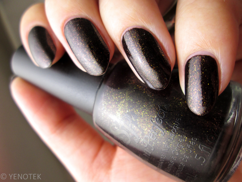 Salon Perfect Brown Sugar Swatch by Yenotek