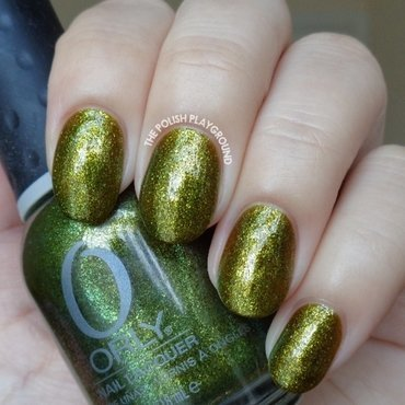 Orly It's Not Rocket Science Swatch by Lisa N