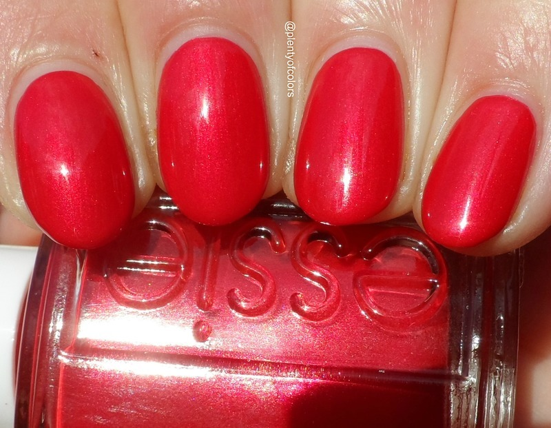 Essie Jag-U-Are Swatch by Plenty of Colors - Nailpolis: Museum of ...