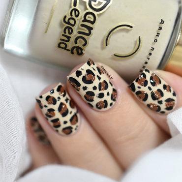 Leopard print nail art tutorial 20 1  thumb370f