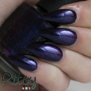 OPI INK Swatch by Ritsy NL