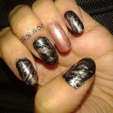 SWATCH was boring! #2 nail art by Rusa