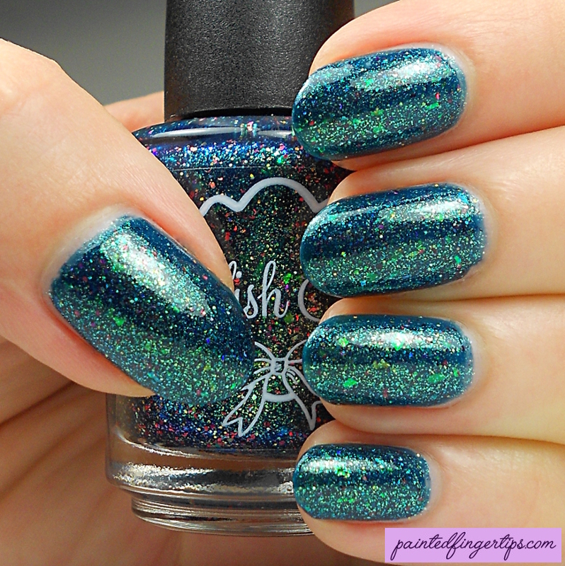 Polish 'M Festival of Fall Swatch by Kerry_Fingertips