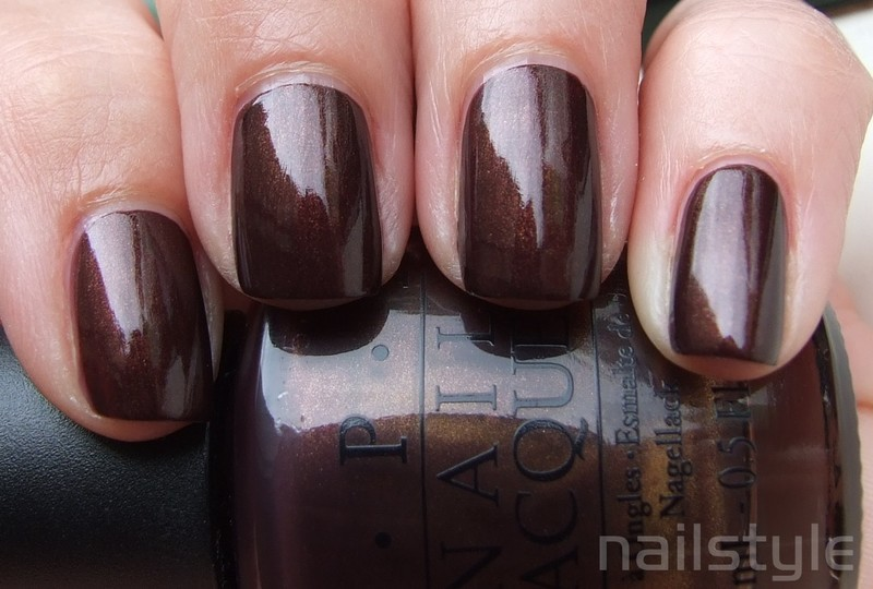 OPI Espresso Your Style Swatch by nail_style