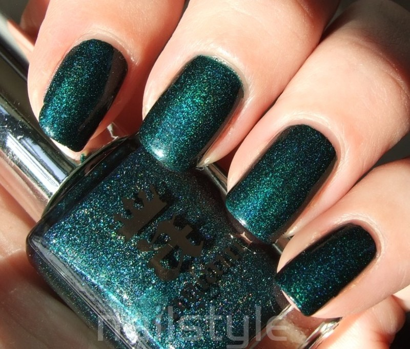 A England Saint George Swatch by nail_style