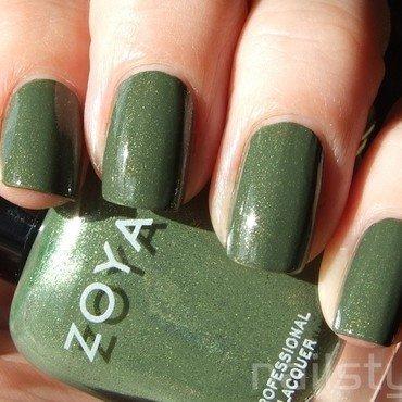 Zoya Yara Swatch by nail_style