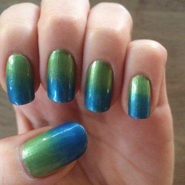 Jade grade nail art by skier2201