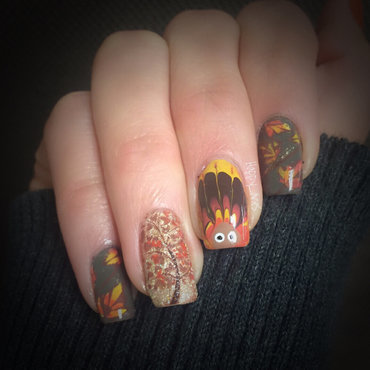 Dragmarble 20turkey 20thanksgiving 20nail 20art thumb370f