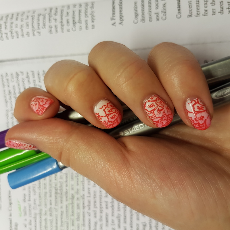 I should be studying nail art by TheSailorWoman