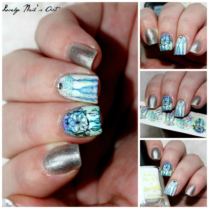 Nail art attrape reve nail art by Lovely Nail's  Art