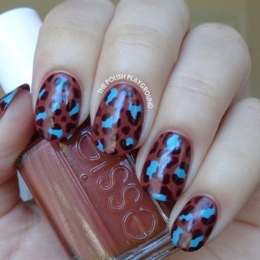 Matte 20neutral 20and 20turquoise 20leopard 20print 20nail 20art thumb370f