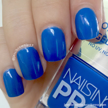 Nails Inc Baker Street Swatch by Jessi Brownie (Jessi)