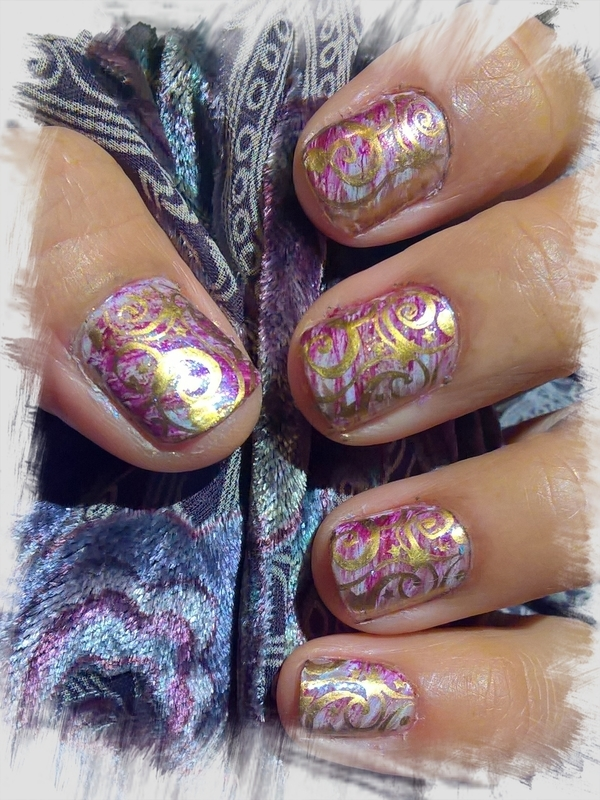 Candy Nails nail art by Avesur Europa