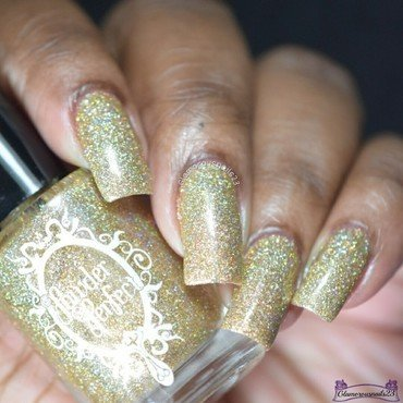 Powder Perfect Abydos Swatch by glamorousnails23
