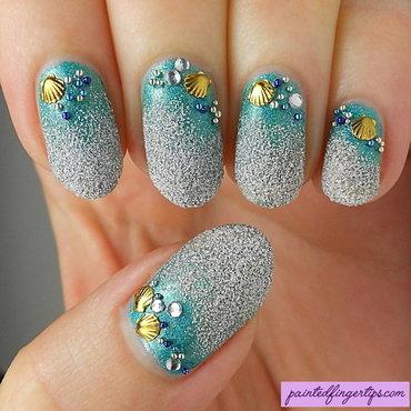 Beachy nails thumb370f