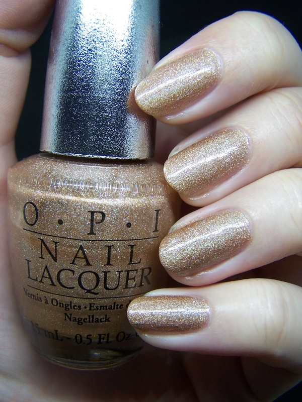 OPI dc clasic nail art by Lucy