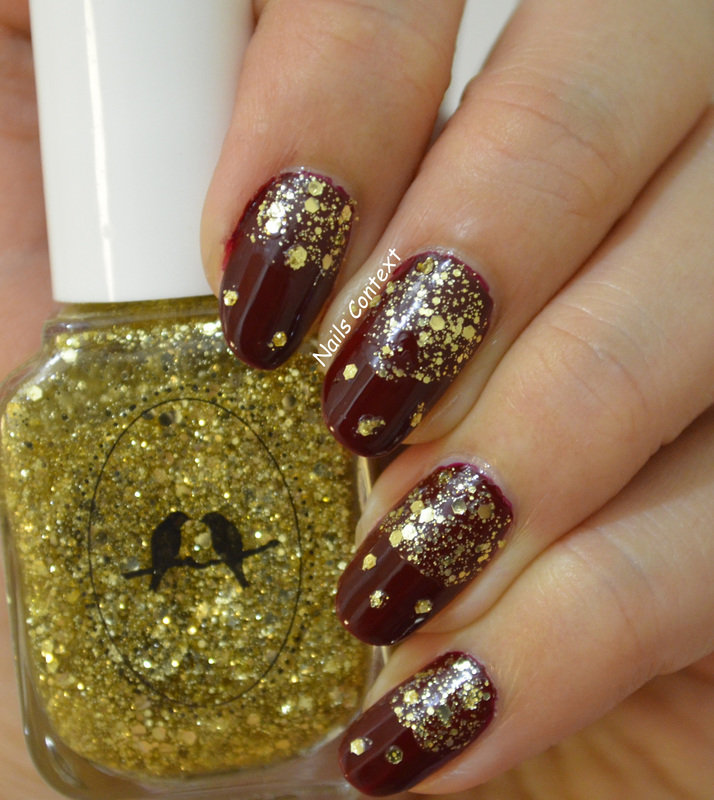 Chloe and Isabel Chandelier Swatch by NailsContext