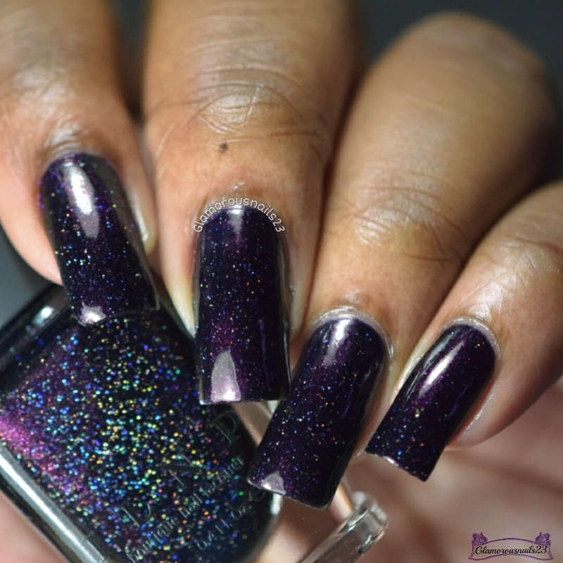 ILNP Mon Amour Swatch by glamorousnails23