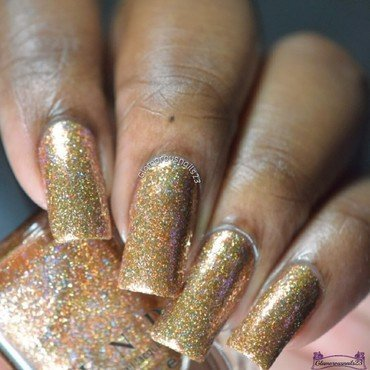 ILNP The Harpist Swatch by glamorousnails23