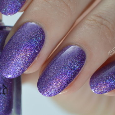 A England Angel Grace Swatch by Furious Filer