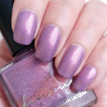 Femme Fatale Cosmetics Ambrosial Swatch by polilish