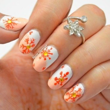Orange 20snowflakes 201 thumb370f