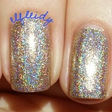 Cupcake Polish Bubbles and Baubles Swatch by Jenette Maitland-Tomblin