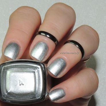 LM Cosmetic Argent - Stamping Swatch by Ka'Nails