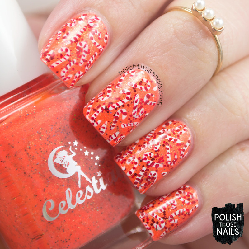 Sinister Neon Takeover nail art by Marisa  Cavanaugh