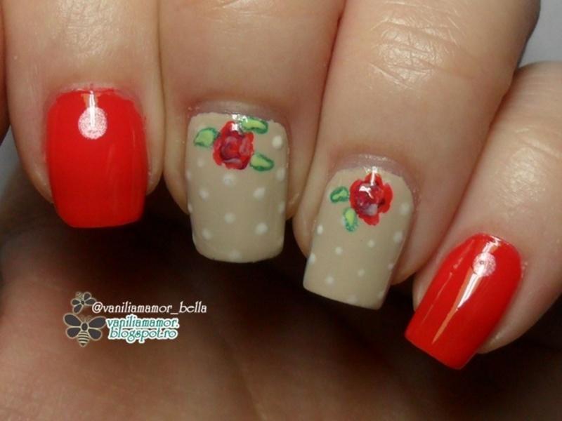 f nail art by Isabella