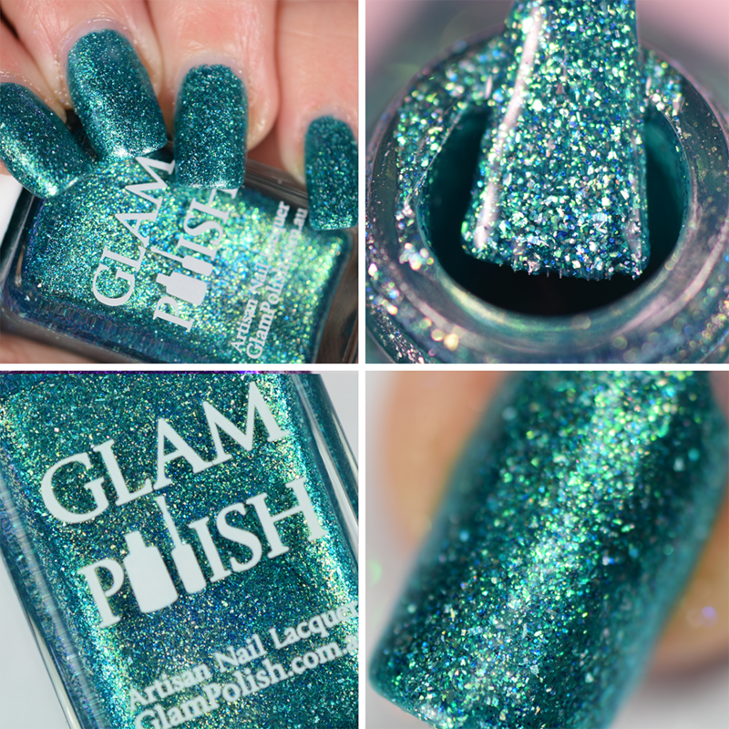Glam Polish Phiz-Whizzing Swatch by Crystal (Seriously Lacqueing)