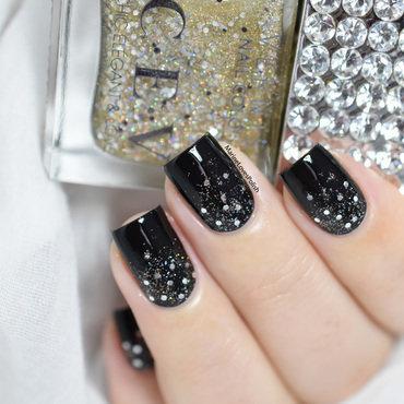 Glitter gradient nail art tutorial 20 4  thumb370f