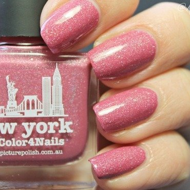 piCture pOlish New York Swatch by Kay's Polish
