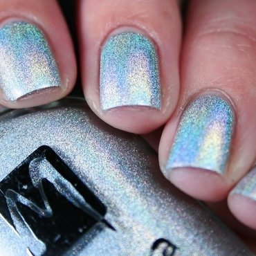 Moyra Holographic 251 Swatch by Romana
