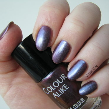 Colour Alike 545 Swatch by Nail Crazinesss