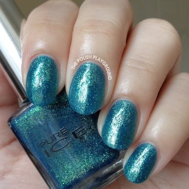 Pure Ice Twisted Swatch by Lisa N