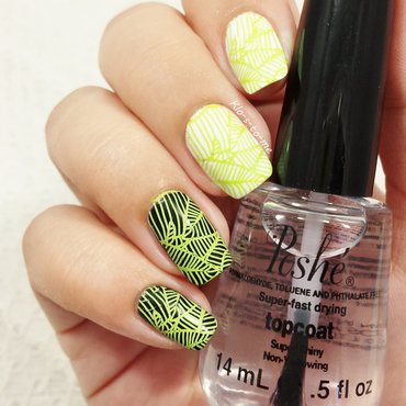 Mundo de Unas lime Swatch by klo-s-to-me