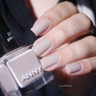 Anny girl's day Swatch by irma