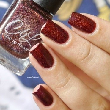 Colors By Llarowe Love Actually Swatch by irma