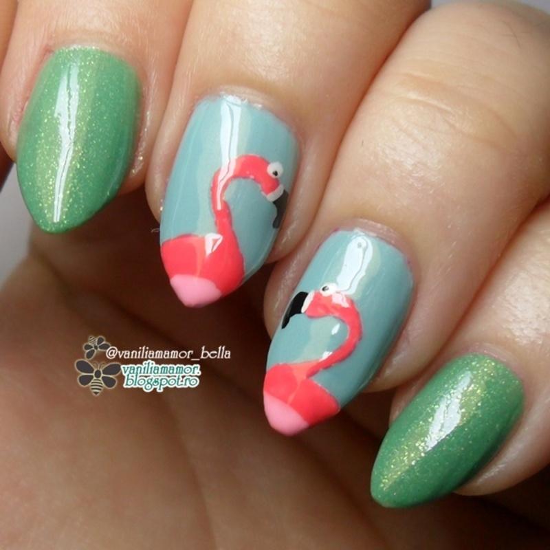 d nail art by Isabella