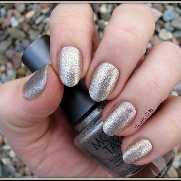 Morgan Taylor Let's Get Frosty Swatch by Nail Crazinesss