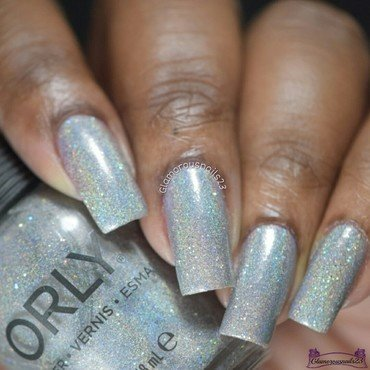 Orly Mirrorball Swatch by glamorousnails23