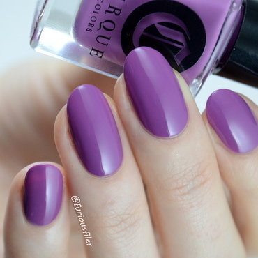 Cirque Cosmopolitan Swatch by Furious Filer