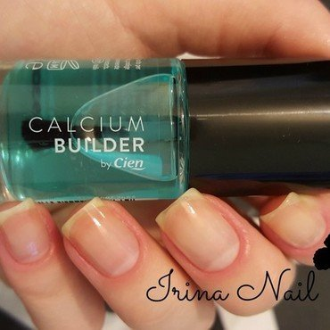 Cien Calcium Builder Swatch by Irina Nail