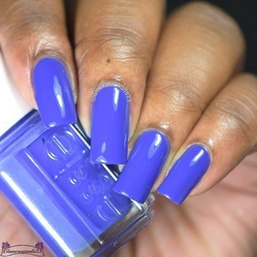 Essie All Access Pass Swatch by glamorousnails23