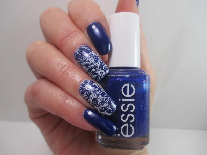 Loot nail art by NinaB
